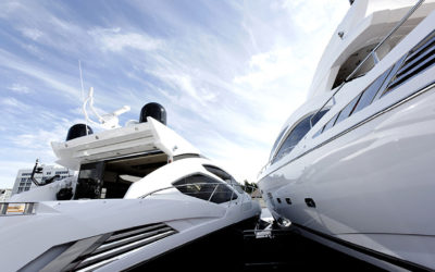 Salons nautiques, les grandes manœuvres