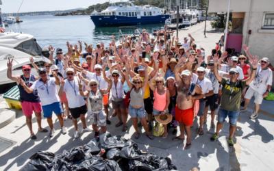 l'upaca sur l'île des embiez pour la biodiversea day